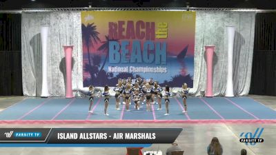 Island Allstars - Air Marshals [2021 L2 Senior] 2021 Reach the Beach Daytona National