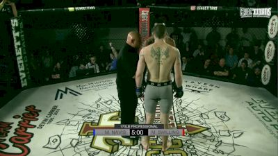 Marty Navis vs. Montoyia Swilling - Cage Titans FC 41 Full Fight Replay