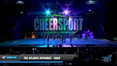 The Atlanta Jayhawks - HALO [2021 L2 Youth - Small - A Day 2] 2021 CHEERSPORT National Cheerleading Championship
