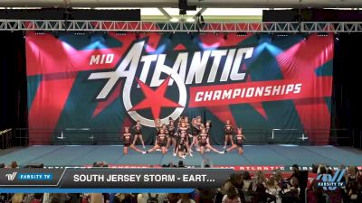 South Jersey Storm - Earthquakes [2020 L4 International Junior - Coed Day 1] 2020 Mid-Atlantic Championships