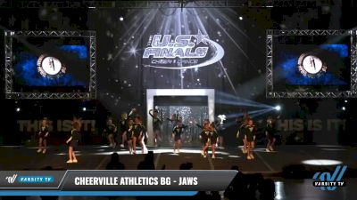 CheerVille Athletics BG - Jaws [2021 L1.1 Youth - PREP Day 1] 2021 The U.S. Finals: Louisville