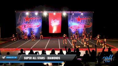 Super All Stars - Diamonds [2021 L3 Junior - Non-Building Day 2] 2021 ASCS: Tournament of Champions & All Star Prep Nationals