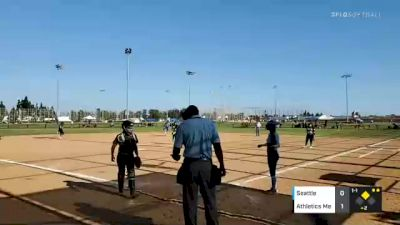 Athletics Mercado vs. Seattle - 2021 PGF National Championships 14U Premier