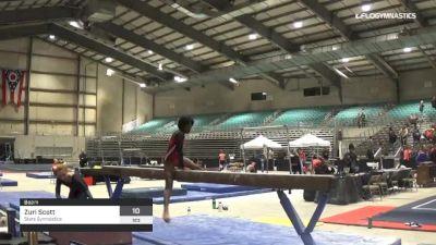 Zuri Scott - Beam, Stars Gymnastics - 2019 Buckeye Classic