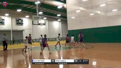 RDC Lakers vs. Nova 94 Feet - 2021 AAU Boys World Championships (12U)