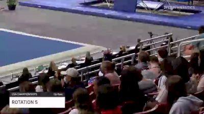 Nick Francken - Double Mini Trampoline, Tornado Sport Club - 2021 USA Gymnastics Championships