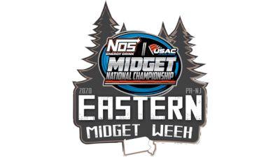 Full Replay | Eastern Midget Week at Lanco's Clyde Martin Memorial Speedway 8/8/20