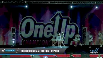 South Georgia Athletics - RipTide [2021 L3 Senior Coed - D2 Day 1] 2021 One Up National Championship