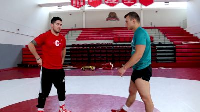 Cory Cooperman Showing Counter Offense Off Your Opponents Single Leg