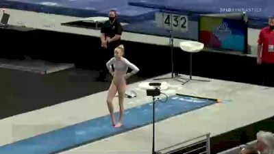Nola Matthews - Vault, Airborne - 2021 US Championships