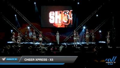 Cheer Xpress - X5 [2020 L5 Senior Coed Day 2] 2020 GLCC: The Showdown Grand Nationals