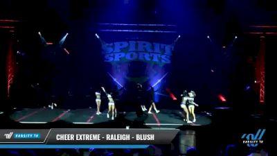 Cheer Extreme - Raleigh - Blush [2021 L5 Senior Day 2] 2021 Spirit Sports: Battle at the Beach