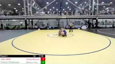 152 lbs Semifinal - Jake Gilfoil, Bishop Mcdevitt vs Duncan Christensen, Malvern Prep