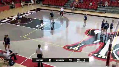 Replay: Harvard vs Villanova - 2021 Northeastern Tournament | Sep 11 @ 3 PM