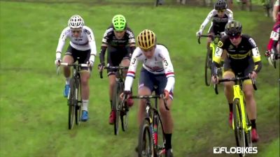 Jaarmarktcross Women's Elite Highlight Video