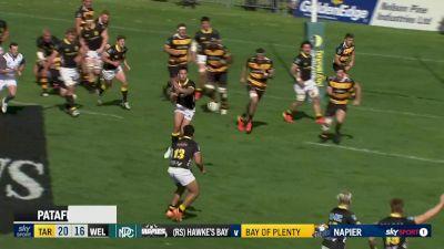 Replay: Taranaki vs Wellington | Sep 18