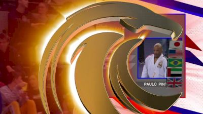 JACKSON SOUSA vs PAULO PINTO Abu Dhabi London Grand Slam