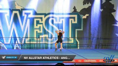 NV Allstar Athletics - Angela R. [2020 L2 Junior - Solo Day 1] 2020 PacWest