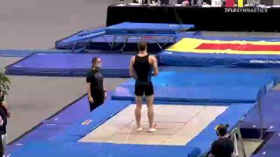 Paul Bretscher - Individual Trampoline, MTGA - 2021 USA Gymnastics Championships