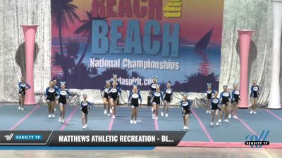 Matthews Athletic Recreation - Blue Reign [2021 L3.1 Performance Recreation - 18 and Younger (AFF)] 2021 Reach the Beach Daytona National