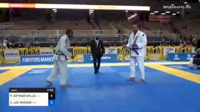 PHILIP ARTHUR WILLS vs EDDIE LEE PARKER 2020 World Master IBJJF Jiu-Jitsu Championship
