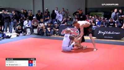 Hunter Colvin vs Micah Brakefield 2019 ADCC North American Trials