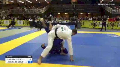 TAINAN DALPRA COSTA vs ITALO MOURA DE AZEVEDO 2021 Pan Jiu-Jitsu IBJJF Championship