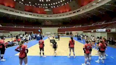 TAMIU vs Tampa - 2021 AVCA Division II Women's Volleyball Championship