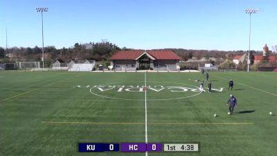 Full Replay - Hunter College vs Kean University
