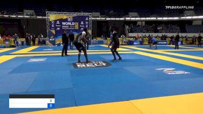 JACKSON SOUSA vs DEVHONTE M. JOHNSON 2019 World IBJJF Jiu-Jitsu No-Gi Championship