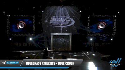 Bluegrass Athletics - Blue Crush [2021 L3 Youth - D2 Day 2] 2021 The U.S. Finals: Louisville