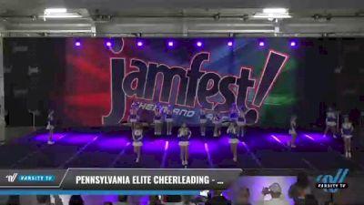 Pennsylvania Elite Cheerleading - Fantastic 4 [2021 L4 Junior - D2 Day 2] 2021 JAMfest: Liberty JAM
