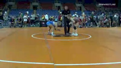 112 lbs Round Of 16 - Lexia Schechterly, Pennsylvania vs Sage Mortimer, Utah