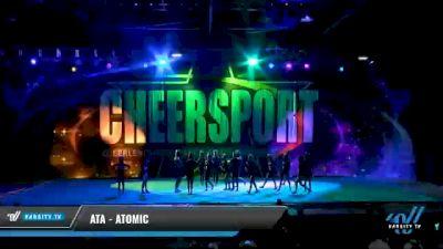 ATA - Atomic [2021 L6 Senior - XSmall Day 2] 2021 CHEERSPORT National Cheerleading Championship