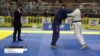 TOMAS KUCERA vs DAVID ROBERT GILL 2021 Pan Jiu-Jitsu IBJJF Championship