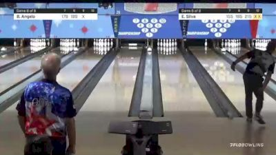 Replay: Lanes 29-30 - 2021 PBA50 Dave Small's Championship - Match Play Position Round