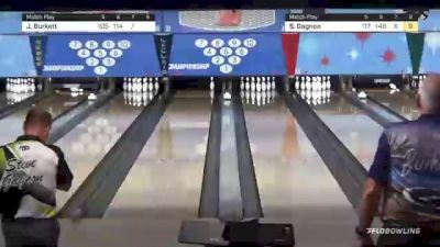 Replay: Lanes 31-32 - 2021 PBA50 Dave Small's Championship - Match Play Position Round