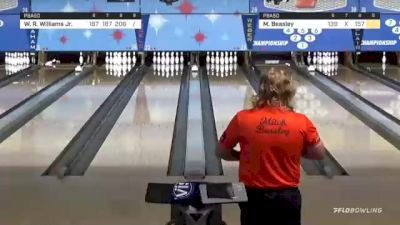 Replay: Lanes 27-28 - 2021 PBA50 Dave Small's Championship - Match Play Position Round