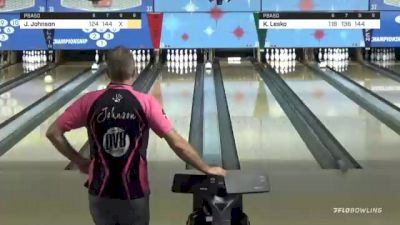 Replay: Lanes 33-34 - 2021 PBA50 Dave Small's Championship - Match Play Position Round