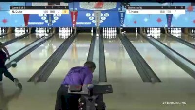 Replay: Lanes 23-24 - 2021 PBA50 Dave Small's Championship - Match Play Position Round