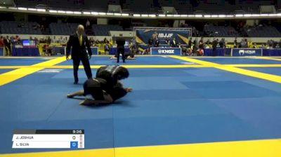 JOSHUA BACALLAO vs LUCAS SILVA World IBJJF Jiu-Jitsu No-Gi Championships