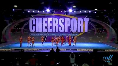Ocala Athletix - CODE RED [2021 L3 Senior Coed - D2 - Small Day 2] 2021 CHEERSPORT National Cheerleading Championship