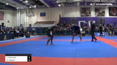 Vitor Henrique Silva Oliveira vs Breno Damieri Ricalde Maciel 2019 Pan IBJJF Jiu-Jitsu No-Gi Championship