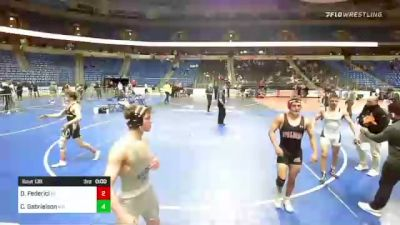 145 lbs 5th Place - Joe Fisk, Maryland vs Reed Fullmer, Pennsylvania