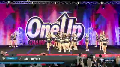 ATA - Oxygen [2021 L4.2 Senior Coed Day 2] 2021 One Up National Championship