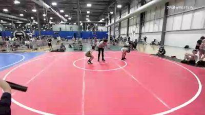 82 lbs Rr Rnd 3 - Noel Verduzco, Elite Athletic Club vs Jordan Bell, Xtreme Training
