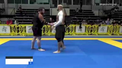 ROBERT EDWIN ARNETT II vs DAVID JAMES DOUILLETTE 2021 Pan IBJJF Jiu-Jitsu No-Gi Championship