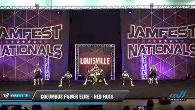 Columbus Power Elite - Red Hots [2021 L2 Senior Day 2] 2021 JAMfest: Louisville Championship