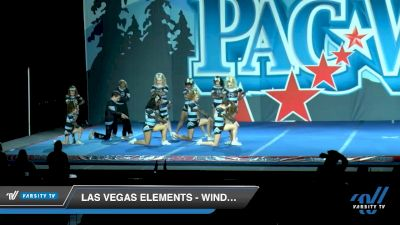 Las Vegas Elements - Windstorm [2020 L2 Junior - D2 - Small - A Day 1] 2020 PacWest