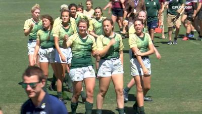 2019 College 7s Women D2 3rd Place: Claremont vs San Jose State
